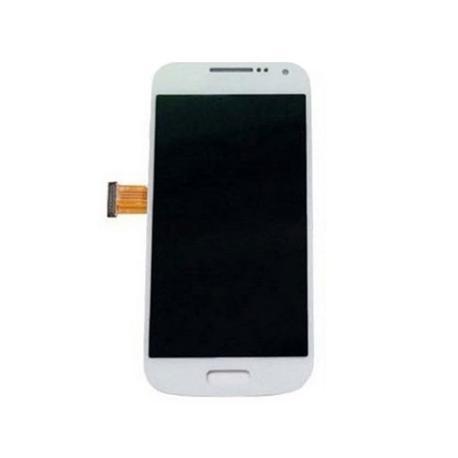 4ad89bc5179 PANTALLA LCD DISPLAY + TACTIL ORIGINAL PARA SAMSUNG GALAXY S4 MINI GT-I9195  BLANCA -