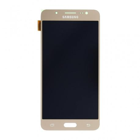PANTALLA LCD DISPLAY + TACTIL ORIGINAL SAMSUNG GALAXY J5 (2016) SM-J510F ORO - RECUPERADA
