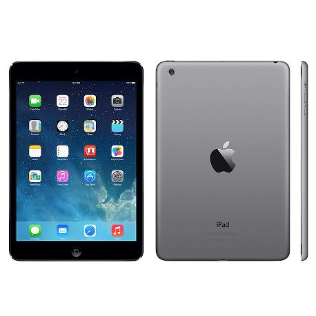 * TABLET REACONDICIONADA IPAD AIR 32GB A1474 GRIS - GRADO C ( MINI PUNTO BLANCO EN LCD )