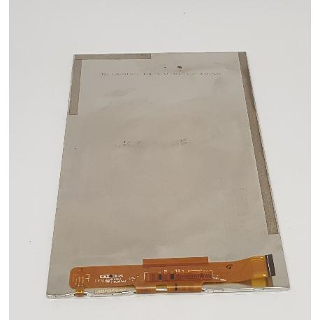 "PANTALLA LCD DISPLAY ORIGINAL PARA ALCATEL ONETOUCH PIXI 3 (8"") 9005X - RECUPERADA"
