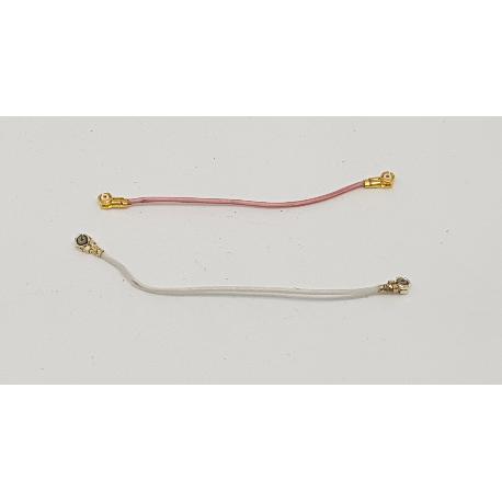 SET DE CABLES COAXIALES ORIGINAL PARA SAMSUNG GALAXY TAB 3 8.0 SM-T311 T315 - RECUPERADO