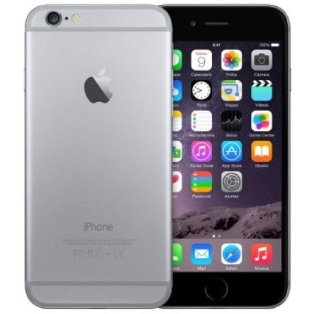 * TELEFONO MOVIL REACONDICIONADO IPHONE 6 32GB  NEGRO - GRADO C