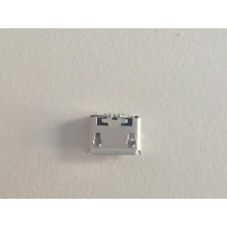 Conector de Carga USB BQ Aquaris E5, E5 FHD