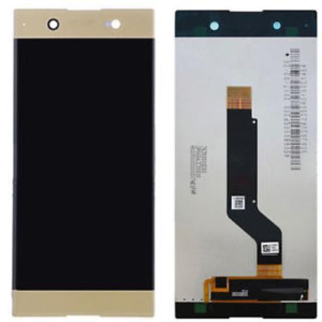 PANTALLA LCD DISPLAY + TACTIL PARA SONY XPERIA XA1 PLUS G3421, G3423 - DORADO