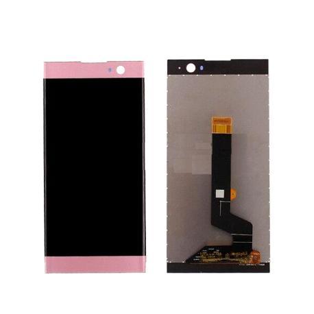 PANTALLA LCD Y TACTIL PARA SONY XPERIA XA2 - ROSA
