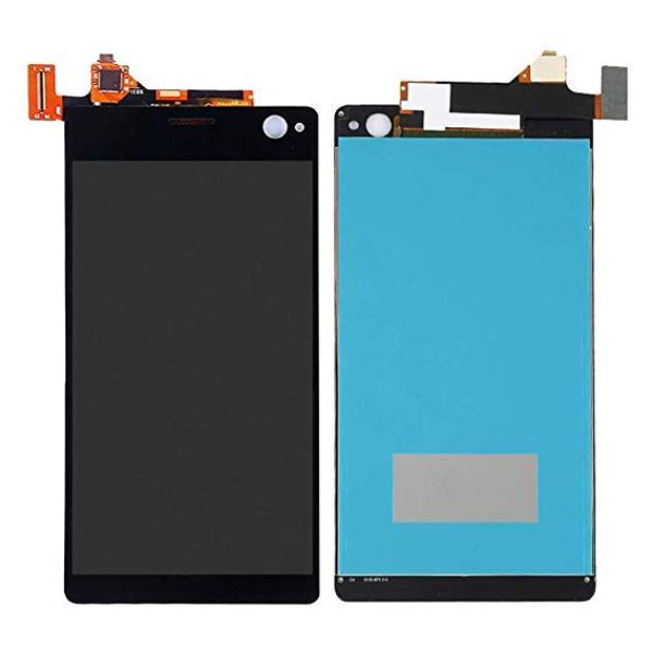 PANTALLA LCD + TACTIL PARA SONY XPERIA C4 E5303, E5306, E5353, E5333, E5343, E5363 NEGRA