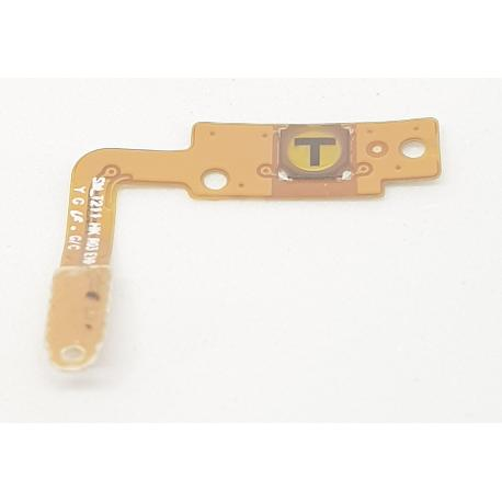 FLEX BOTON ORIGINAL PARA SAMSUNG GALAXY TAB 3 P3200 P3210 T210 T211 - RECUPERADO