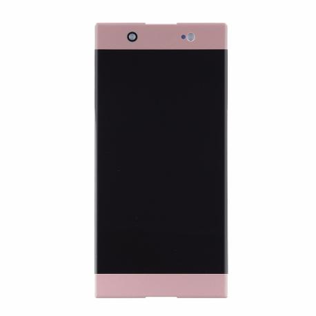 PANTALLA LCD DISPLAY + TACTIL PARA SONY XPERIA XA1 ULTRA - ROSA