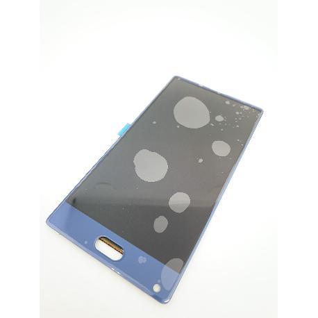 PANTALLA LCD Y TACTIL PARA DOOGEE MIX - AZUL