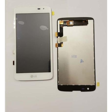 PANTALLA LCD DISPLAY + TACTIL PARA LG X210 K7 - BLANCA