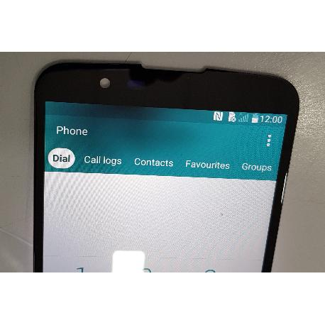 PANTALLA LCD + TACTIL ORIGINAL PARA LG K10 K410, K420, K430 - NEGRA RECUPERADA