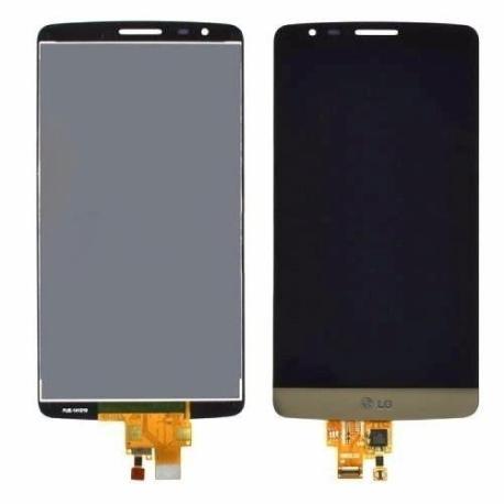 PANTALLA LCD DISPLAY + TACTIL PARA LG G3 STYLUS D690, D693 - ORO