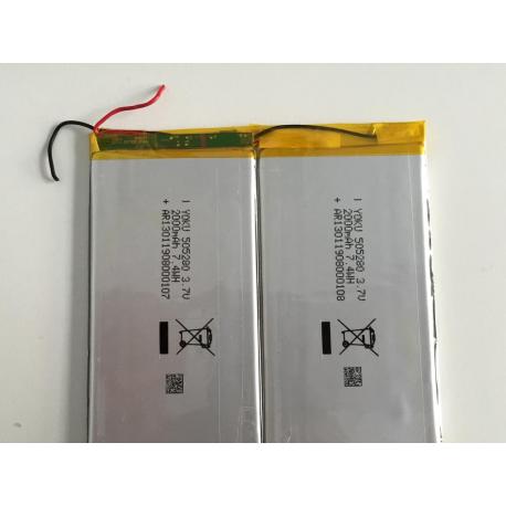 Bateria Original Wolder Mitab Neo Modelo A Recuperada