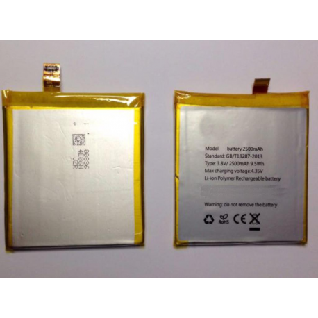 Bateria Original para BQ E4.5 de 2150mAh - Recuperada