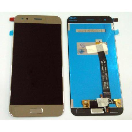 PANTALLA LCD DISPLAY + TACTIL PARA ASUS ZENFONE 4 ZE554KL - ORO