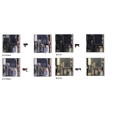 Flex Boton Home para iPhone 7, 7+ Plus, 8, 8 Plus - Oro - VER VIDEO