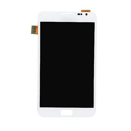 PANTALLA LCD DISPLAY + TACTIL PARA SAMSUNG GALAXY NOTE BLANCA