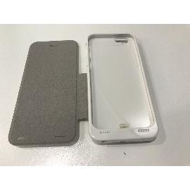 b43b77292b3 Funda Tapadera Bateria Cargador Externa para iPhone 6 6s 3500mAh Blanca