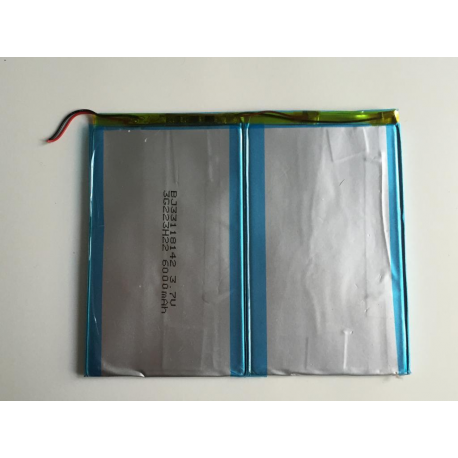 Bateria Original Wolder Mitab Mint Recuperada
