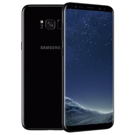 * TELEFONO MOVIL REACONDICIONADO SAMSUNG GALAXY S8 64GB NEGRO - GRADO B