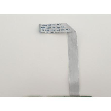 Modulo de Jack de Audio + Conector de Carga + Micro USB + Lector Tarjeta Unusual Sirius Dual Elite Recuperado