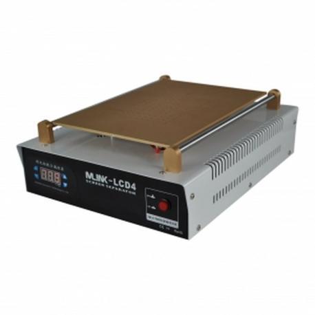 MAQUINA MLINK LCD4 ESTACION PARA SEPARAR PANTALLAS LCD DISPLAY  DEL TACTIL O CRISTAL - TABLET 13 PULGADAS