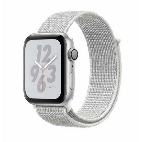 CORREA DE NYLON PARA APPLE WATCH 40/44MM, WATCH 3 / 4 - BLANCO