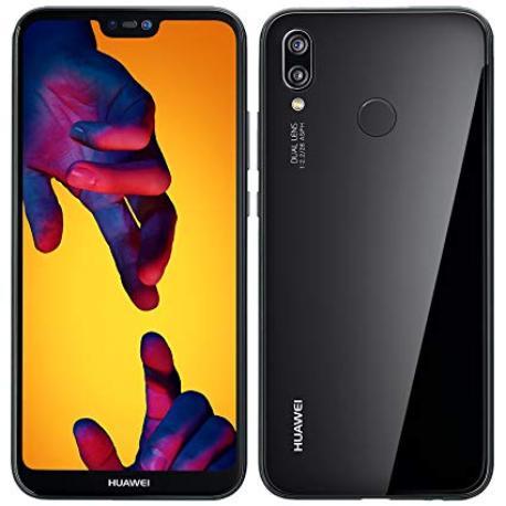 * TELEFONO MOVIL REACONDICIONADO HUAWEI P20 LITE 64GB 4GB RAM NEGRO - GRADO A