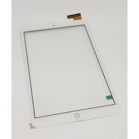 """PANTALLA TACTIL TABLET 8"""" IRULU EXPRO X1S X181 - BLANCA"""
