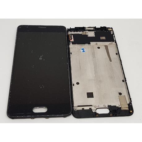 PANTALLA LCD Y TACTIL CON MARCO PARA OUKITEL K8000