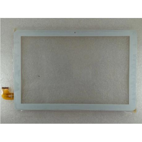 PANTALLA TACTIL TABLET 10.1 HK101PG3474B-V02, SPC GRAVITY PRO - BLANCA