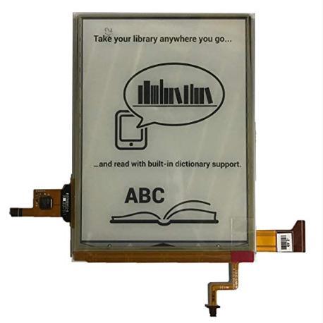 PANTALLA LCD ED060XH7 PARA ONYX BOOX VASCO DA GAMA EBOOK EREADER