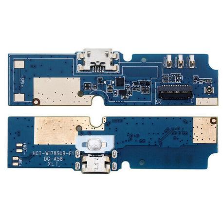 MODULO CONECTOR DE CARGA ORIGINAL PARA DOOGEE X20L  X20 X30