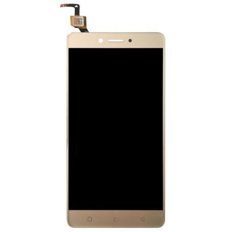 PANTALLA TACTIL + LCD DISPLAY PARA LENOVO K6 NOTE - ORO