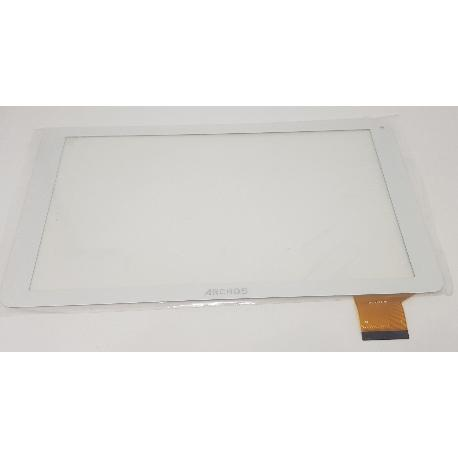 REPUESTO PANTALLA TACTIL PARA TABLET  ARCHOS 101C COPPER - BLANCA