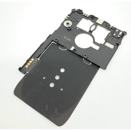 CARCASA CENTRAL Y ANTENA NFC PARA LG G6