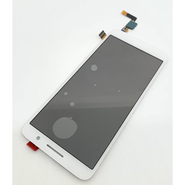 PANTALLA LCD Y TACTIL PARA ALCATEL 1 5053 / NOS NOVU 4 / ORANGE RISE 54 - BLANCA