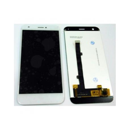 PANTALLA LCD DISPLAY + TACTIL PARA ZTE BLADE A506 , ORANGE DIVE 71 - BLANCA