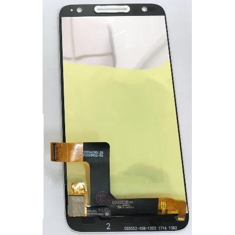 PANTALLA LCD DISPLAY + TACTIL PARA ALCATEL U5 5047 - BLANCA