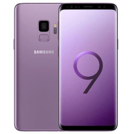 * TELEFONO MOVIL REACONDICIONADO SAMSUNG GALAXY S9 64GB G960F MORADO - GRADO B