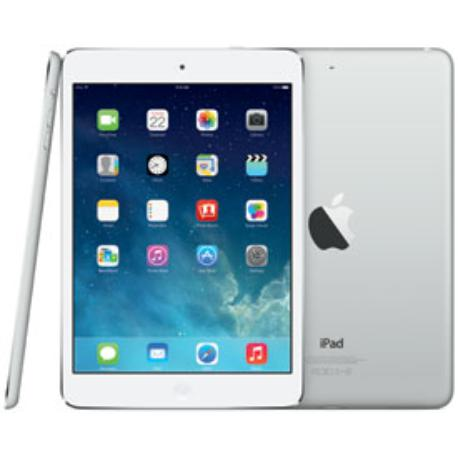 * TABLET REACONDICIONADA IPAD MINI 2 16GB BLANCA A1489 - GRADO B ( BOTON HOME UN POCO HUNDIDO)