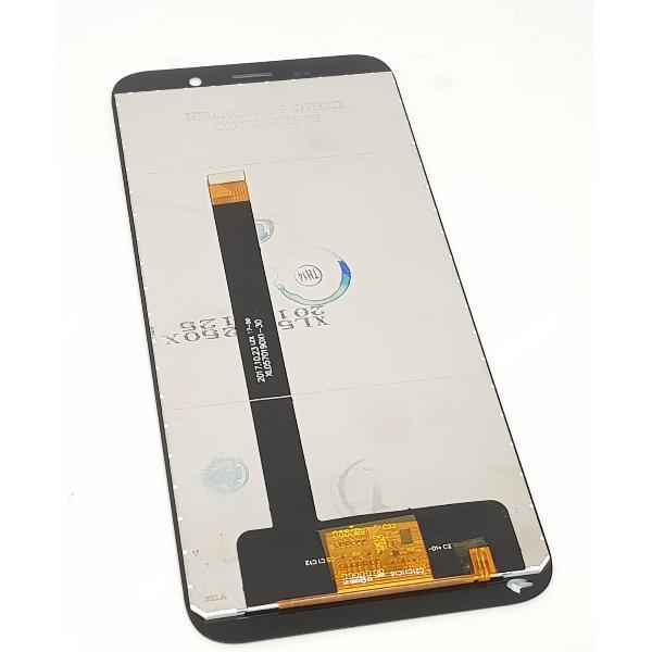 PANTALLA LCD DISPLAY + TACTIL PARA UHANS I8 - NEGRA
