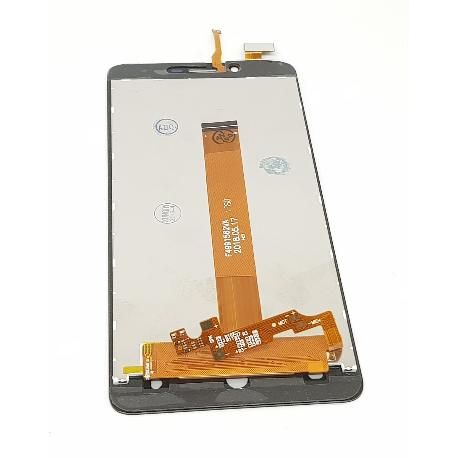 PANTALLA LCD DISPLAY + TACTIL PARA LEAGOO KIICA POWER - NEGRA