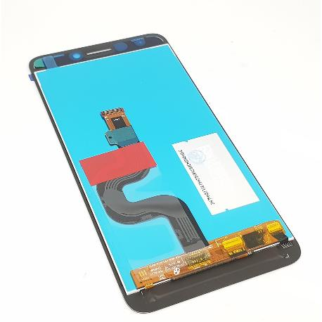 PANTALLA LCD DISPLAY + TACTIL PARA LEAGOO T8S - GRIS