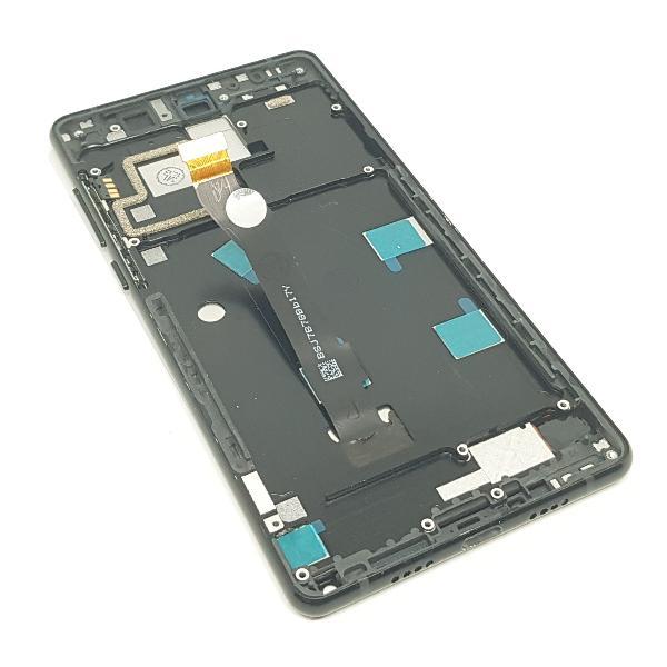 PANTALLA LCD DISPLAY + TACTIL CON MARCO PARA XIAOMI MI MIX 2 - NEGRA
