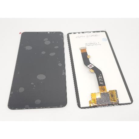 PANTALLA LCD DISPLAY + TACTIL PARA MEIZU NOTE 8 - NEGRA