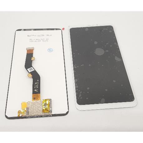 PANTALLA LCD DISPLAY + TACTIL PARA MEIZU NOTE 8 - BLANCA