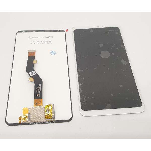 PANTALLA LCD DISPLAY + TACTIL PARA MEIZU NOTE 8 - BLANCA