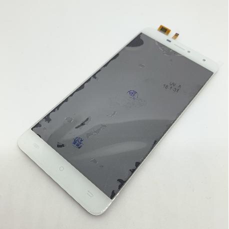 PANTALLA LCD + TACTIL PARA DOOGEE X7, X7 PRO, CUBOT MAX  - BLANCA