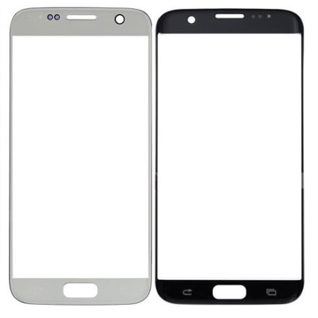 Pantalla de Cristal para Samsung Galaxy S7 SM-G930F - Plata
